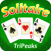 Vegas Solitaire Tripeaks on Android